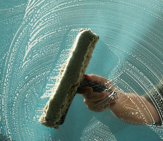 myjka do okien