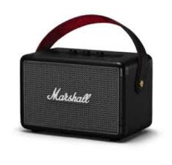 Głośniki bluetooth Marshall Kilburn II