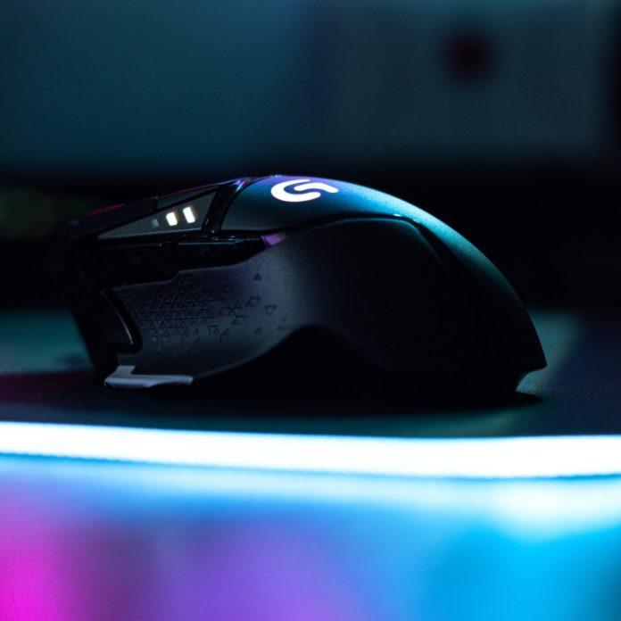myszka gamingowa
