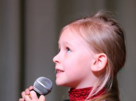 mikrofon dla dzieci